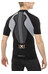 X-Bionic The Trick Biking Shirt SS Full Zip Men Black/White